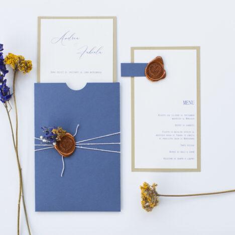 Wedding Stationery Semi-Personalizzata