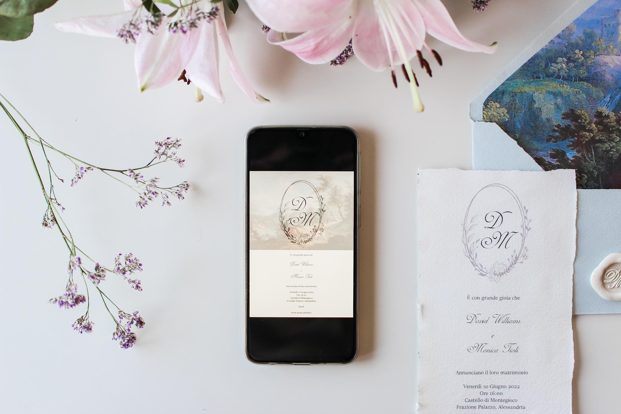 Digital-invitation